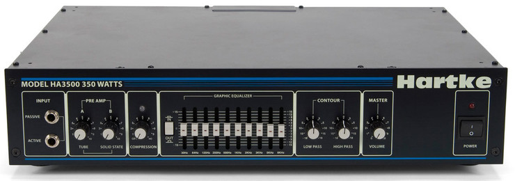 Hartke HA3500C Bass Amplifier image