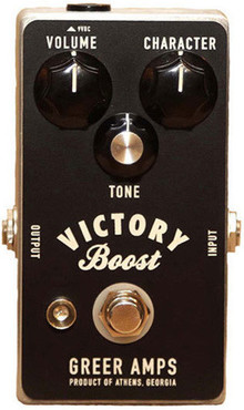 Greer Amps Victory Boost image