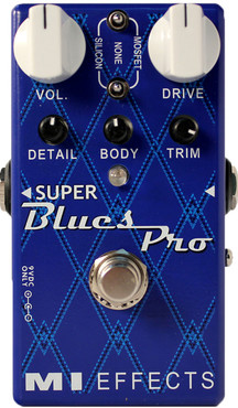 MI Audio Super Blues Pro Overdrive image