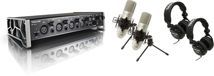 Tascam TrackPack 4x4 image