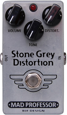 Mad Professor Stone Grey Distortion PCB image