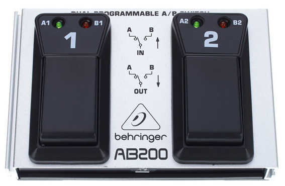 Behringer Dual A/B Switch AB200 image