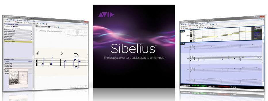 нотный редактор сибелиус 6.2.088