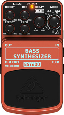 Behringer Bass Synthesizer BSY600 image
