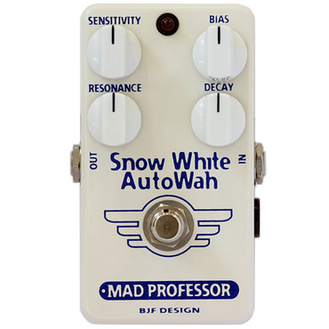Mad Professor Snow White Autowah (hand wired) image