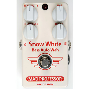 Mad Professor Snow White Bass Autowah (hand wired) image