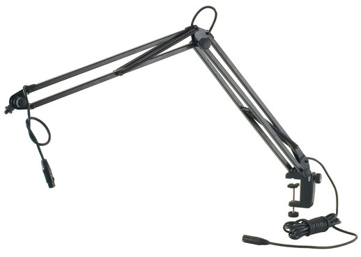 K&M 23850-300-55 Microphone Desk Arm image