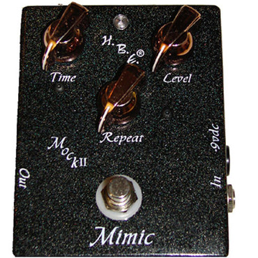 Homebrew Electronics Mimic Analog Delay image