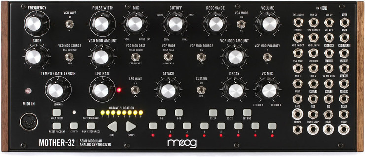 Moog Mother-32 image