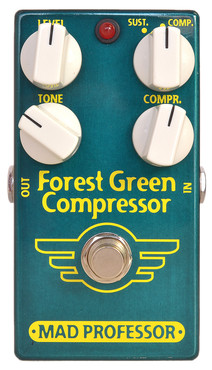 Mad Professor Forest Green Compressor (hand wired) image