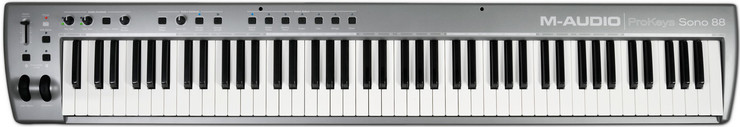 M-Audio ProKeys Sono 88 Portable Digital Piano image