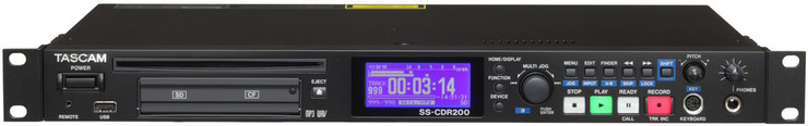 Tascam SS-CDR200 image