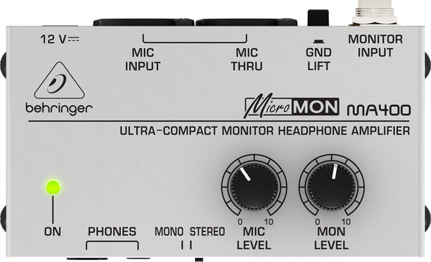 Behringer Micromon MA400 image