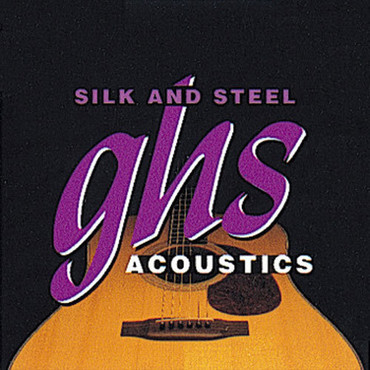 GHS Silk and Steel Medium 350 (11-48) image