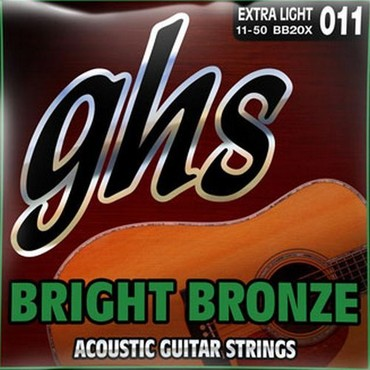 GHS Bright Bronze Heavy BB50H (14-60) image