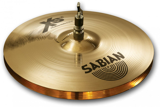 Sabian XS20 Medium Hats 14'' XS1402 image