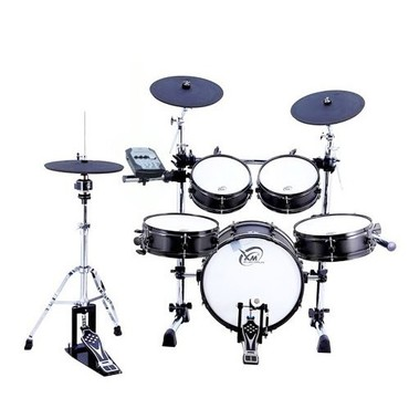 XM Drums C-100SR (Carbon Black) image