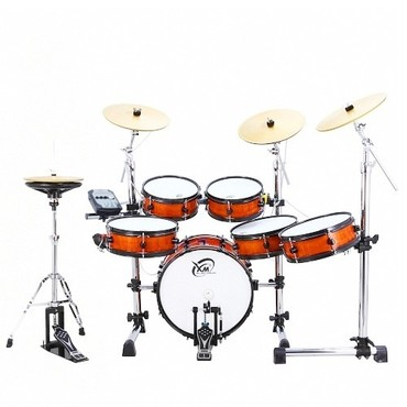 XM Drums C-Plus-100 SR (Light Brown) image