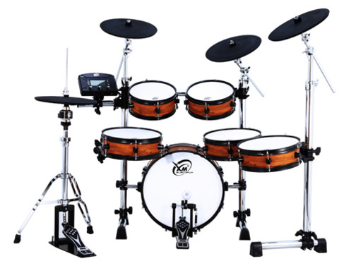 XM Drums Custom Plus-9SR (Light Brown) image