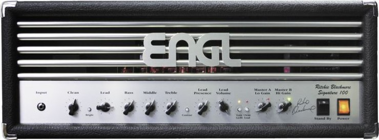 ENGL E650 Ritchie Blackmore Signature Head image