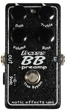 Xotic Bass BB Preamp image