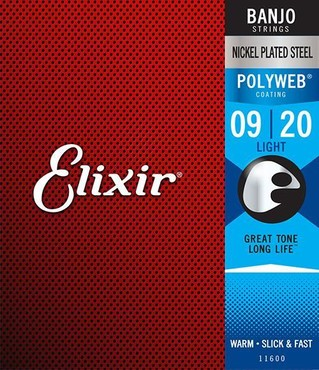 Elixir Polyweb 11600 Light (9-20) 0