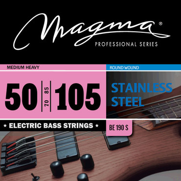 Magma BE190S Steel Medium Heavy (50-105) 1