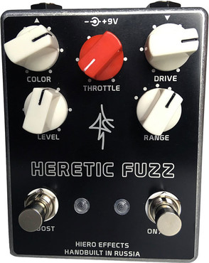 Hiero Effects Heretic Fuzz 2