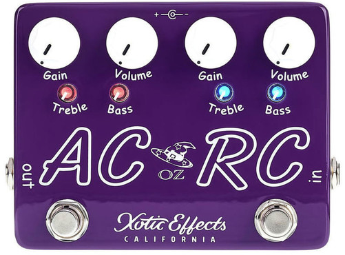 Xotic AC RC Oz Noy Limited Edition 0