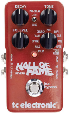TC Electronic Hall of Fame Reverb 5