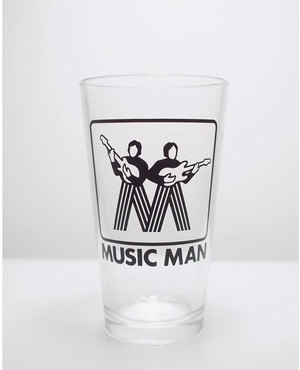 Ernie Ball 4002 MM Logo Pint Glasses 0