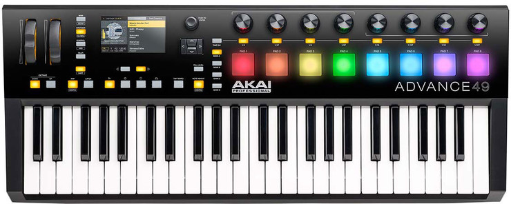 Akai Advance 49 0