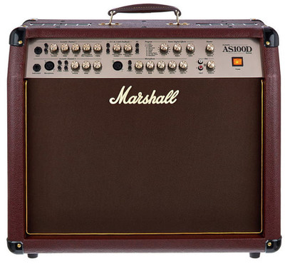 Marshall AS100D Acoustic Soloist 0