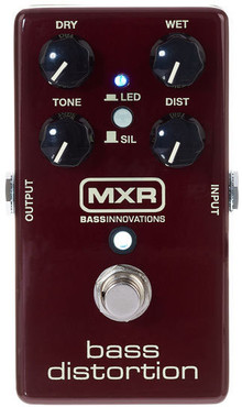 MXR M85 Bass Distortion 0