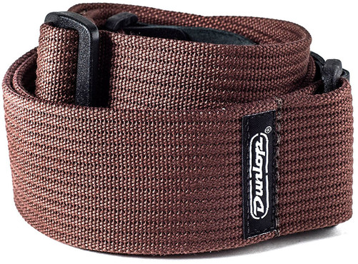 Dunlop D27-01BR Ribbed Cotton Chocolate 1