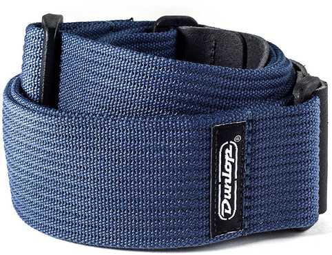 Dunlop D27-01NV Ribbed Cotton Navy Blue 1