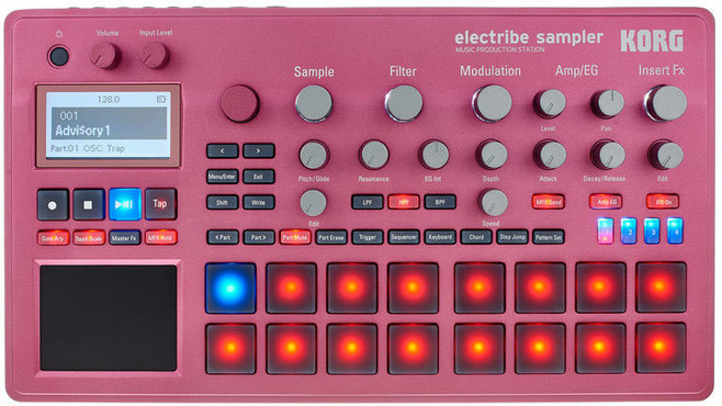Korg Electribe 2 Red 0