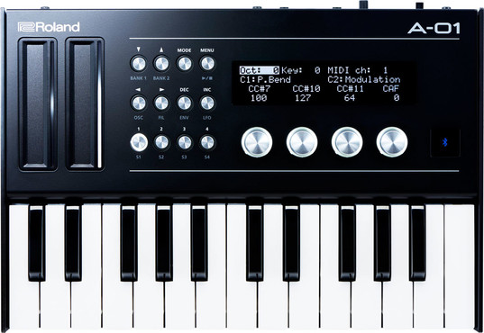 Roland A-01 Controller+Generator 0
