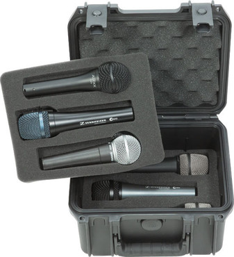 SKB iSeries 0907 Waterproof Six Mic 3i-0907-MC6 0
