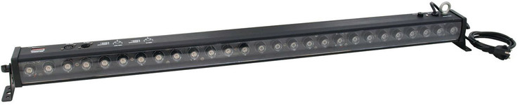 Eurolite LED Bar RGB 27/1 black 30 0