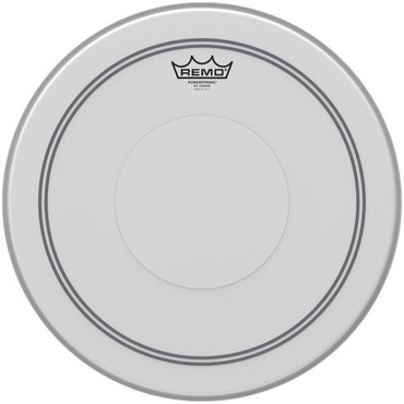Remo Powerstroke 3 Coated Top Clear Dot P3-0110-C2 0