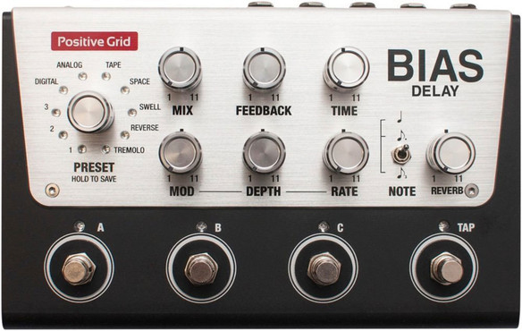 Positive Grid BIAS Delay Pro 0