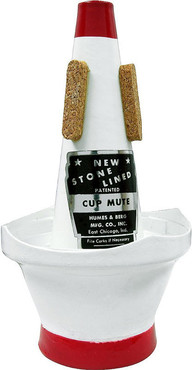 Humes & Berg 102 Trumpet Cup Mute 0