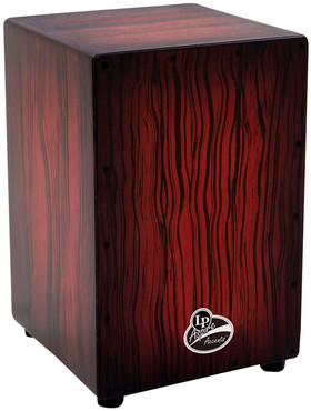 Latin Percussion LPA1332-DWS Aspire Accents Cajon Dark Wood 0