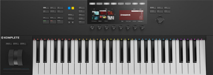 Native Instruments Komplete Kontrol S49 Mk2 0