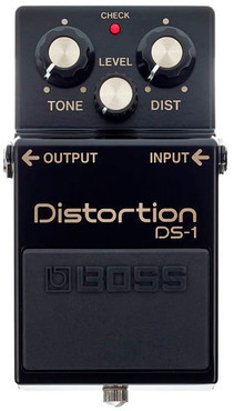 Boss DS-1-4A Distortion 40th Anniversary Limited Edition 0