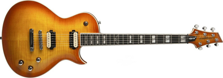 Washburn PXL200FHB Flame Honey Burst 0