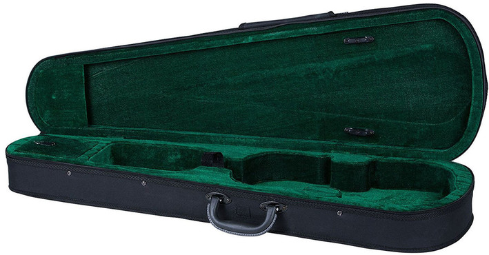 Featherweight C-3907 Violin Case Semi-Shaped 1/2 0