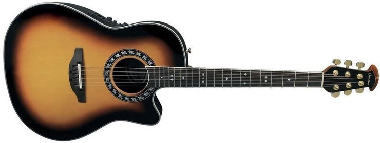 Ovation 2077AX-1 Legend Sunburst 0