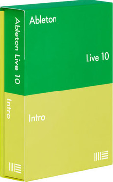 Ableton Live 10 Intro Edition 0